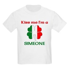 Simeone Family Kids T-Shirt