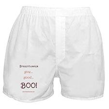 BOO ~ Boxer Shorts!