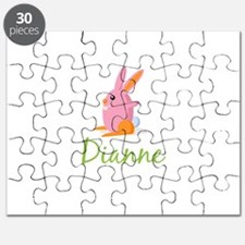 Easter Bunny Dianne Puzzle