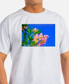 Desert Willow Bloom Modern Painting T-Shirt
