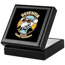 Lab Rat -Pretty Keepsake Box