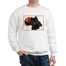 Cairn Terrier Turkey Sweatshirt