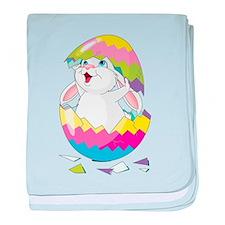 Easter baby blanket