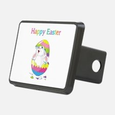 Happy Easter Hitch Cover