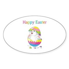 Happy Easter Decal