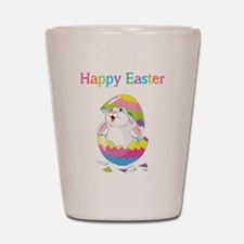 Happy Easter Shot Glass