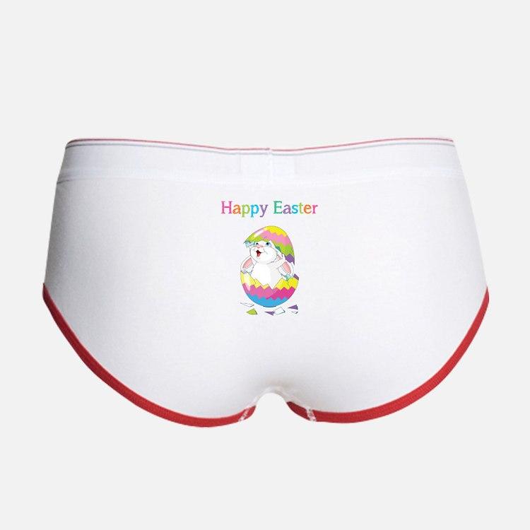 Happy Easter Women's Boy Brief