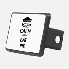 Keep Calm And Eat Pie Hitch Cover
