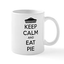 Keep Calm And Eat Pie Mug