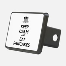 Keep Calm And Eat Pancakes Hitch Cover