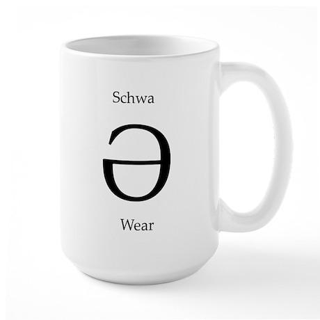 Schwa Wear Mug