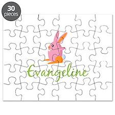 Easter Bunny Evangeline Puzzle