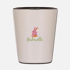 Easter Bunny Gabrielle Shot Glass