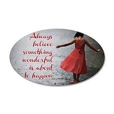 Always Believe Decal Wall Sticker