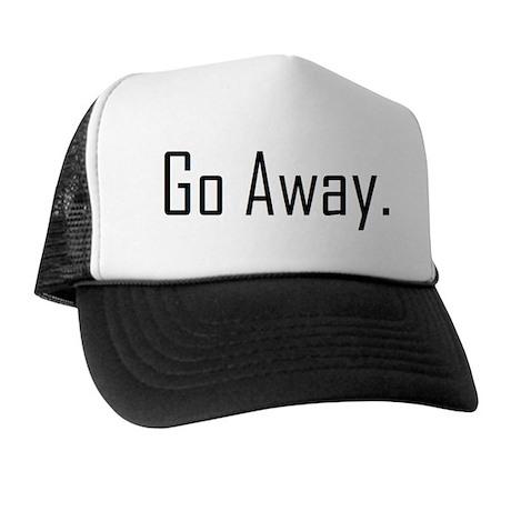 Go Away trucker