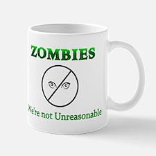 Zombie Reasonable Mug