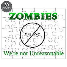 Zombie Reasonable Puzzle