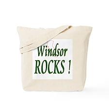 Windsor Rocks ! Tote Bag