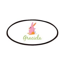 Easter Bunny Graciela Patches