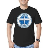 Aviation Fitted Dark T-Shirts