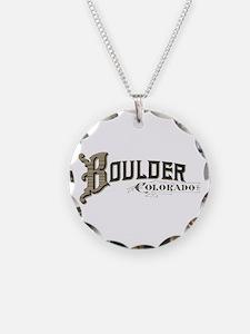 Boulder Colorado Necklace