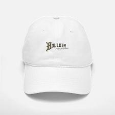 Boulder Colorado Baseball Baseball Cap