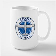 Aviation Cessna Skyhawk Mug