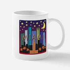 Miami Skyline Mega Color Mug