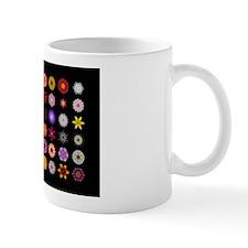 48 Flower Mandalas Mug