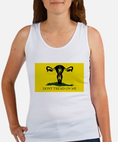 Dont tread on me Women's Tank Top