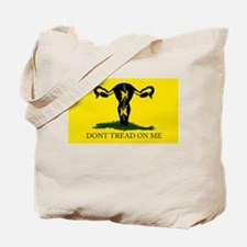 Dont tread on me Tote Bag