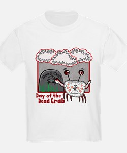 Day of the Dead Crab T-Shirt