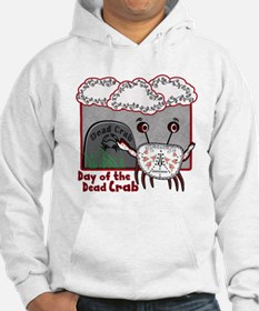 Day of the Dead Crab Hoodie