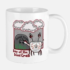 Day of the Dead Crab Mug