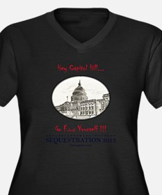 Hey Capitol Hill! Plus Size T-Shirt