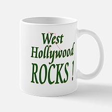 West Hollywood Rocks ! Mug