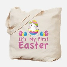 It's my first easter Tote Bag