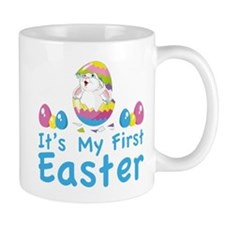 It's my first easter Small Mug