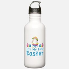 It's my first easter Water Bottle