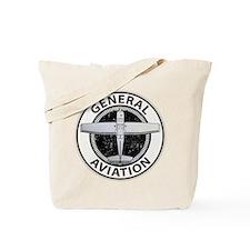 General Aviation Tote Bag