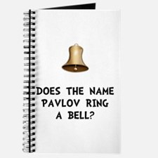 Pavlov Ring Bell Journal
