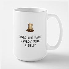 Pavlov Ring Bell Mug