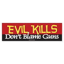 Pro Gun Ownership Bumper Bumper Sticker