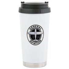 General Aviation Travel Mug
