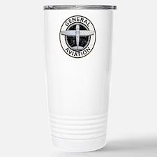 General Aviation Travel Mug