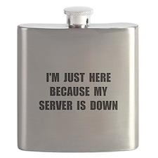 Server Down Flask