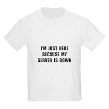 Server Down T-Shirt