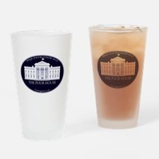 The Poor House Drinking Glass