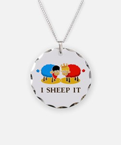 I Sheep It Necklace