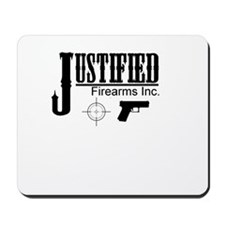 Justified Firearms Inc. Mousepad
